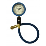 "Intercomp 2.5"" liquid filled air gauge"