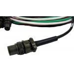 Intercomp replacement cables - black