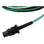 Intercomp replacement cables - green